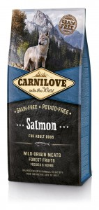 Carnilove Salmon for Adult 12 kg