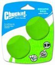 Chuckit! Erratic Ball Small 2pak [20110]