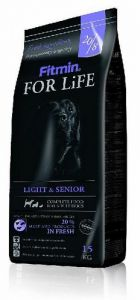 Fitmin Dog For Life Light & Senior 15kg