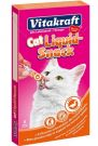 Vitakraft Cat Liquid-Snack z Kaczką 6x15g [23520]
