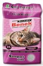 Super Benek Compact Zapachowy Lawenda (ciemny fiolet) 25L