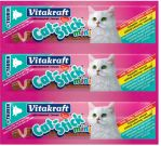Vitakraft Cat Stick Mini Łosoś i Pstrąg 18g [18201]