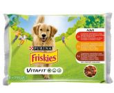 Friskies Dog Adult saszetki 4x100g