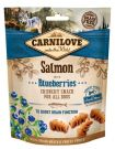 Carnilove Snack Fresh Crunchy Salmon+Blueberries 200g