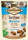 Carnilove Dog Snack Fresh Soft Sardines+Wild Garlic 200g