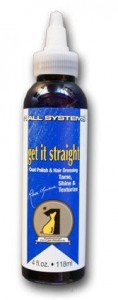 #1 All Systems Get It Straight Coat Polish & Dressing 118ml