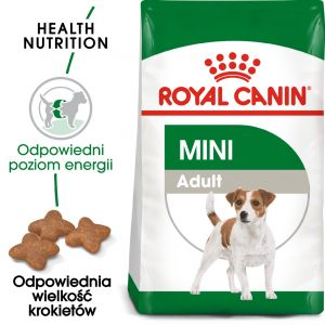 Royal Canin Mini Adult - dorosłe małe rasy 8kg