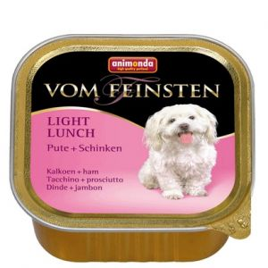 Animonda vom Feinsten Light Lunch Indyk i Szynka 150g