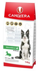 Canivera Mature & Senior All Breeds 14kg + 3 kg