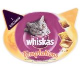 Whiskas Temptations Chicken & Cheese (kurczak i ser) 60g