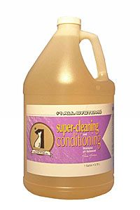 #1 All Systems Super-Cleaning and Conditioning Shampoo galon 3,8l