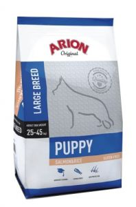 Arion Original Puppy Large Salmon & Rice 3kg