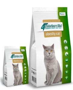 4T VETERINARY DIET OBESITY 2KG