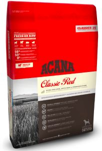 Acana Classic Red 6 kg + Ciastka Meathit Gratis 110g