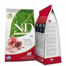 Farmina N&D CHICKEN&POMEGRANATE small&medium puppy 2.5kg