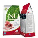 Farmina N&D CHICKEN&POMEGRANATE small&medium puppy 12kg