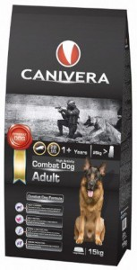 Canivera Adult Combat Dog All Breeds High Activity 15kg x 2 szt