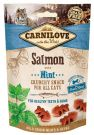 Carnilove Cat Snack Fresh Crunchy Salmon+Mint 50g