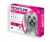 Frontline TRI-ACT pies XS (2-5kg) 3 pipety