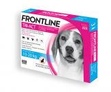 Frontline TRI-ACT pies M (10-20kg) 3 pipety