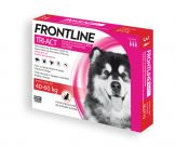 Frontline TRI-ACT pies XL (40-60kg) 3 pipety