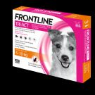 Frontline TRI-ACT pies S (5-10kg) 3 pipety