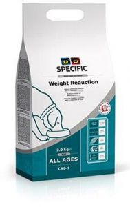 SPECIFIC CRD-1 All Ages Weight Reduction 1,6kg dla psa