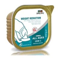 SPECIFIC CRW-1 All Ages Weight Reduction 6x300g tacki dla psa