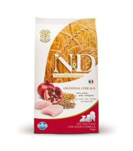 FARMINA N&D Low Grain CHICKEN&POMEGRANTE large puppy 12kg#BlackWeek PROMOCJA