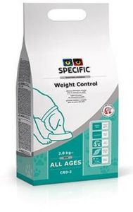 SPECIFIC CRD-2 All Ages Weight Control 1,6kg dla psa