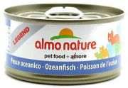 Almo Nature Classic/Legend Kot - Ryby oceaniczne 70g [5026H]