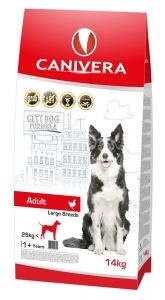 Canivera Adult Large Breed 14kg 2 szt